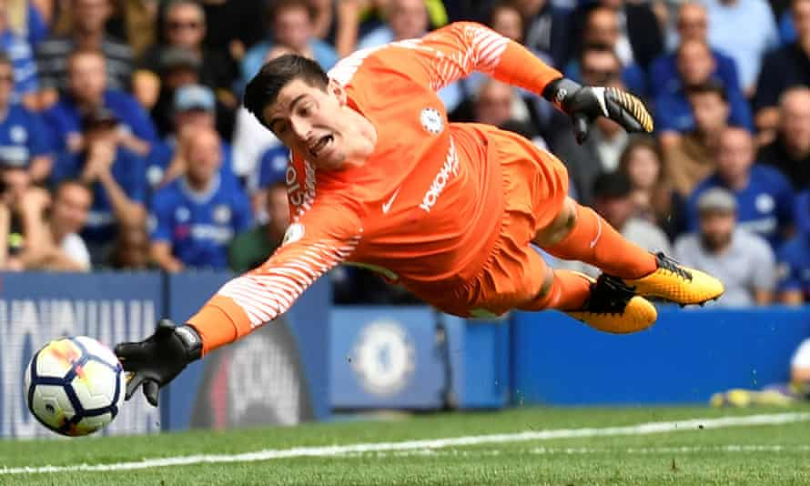 Chelsea's Thibaut Courtois wants a move back to Spain to be near his children.
