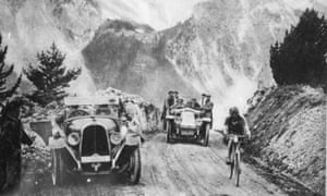Ottavio Bottecchia  1925 Tour