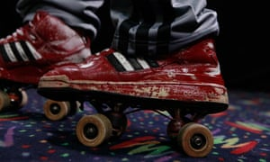 'For many black people, being on four wheels is like black-eyed peas and greens on New Years Eve,' says Pete, a Los Angeles custom skate designer.
