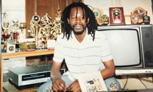 Errol Graham, who starved to death at age 57