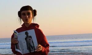 CGI fashion influencer Miquela