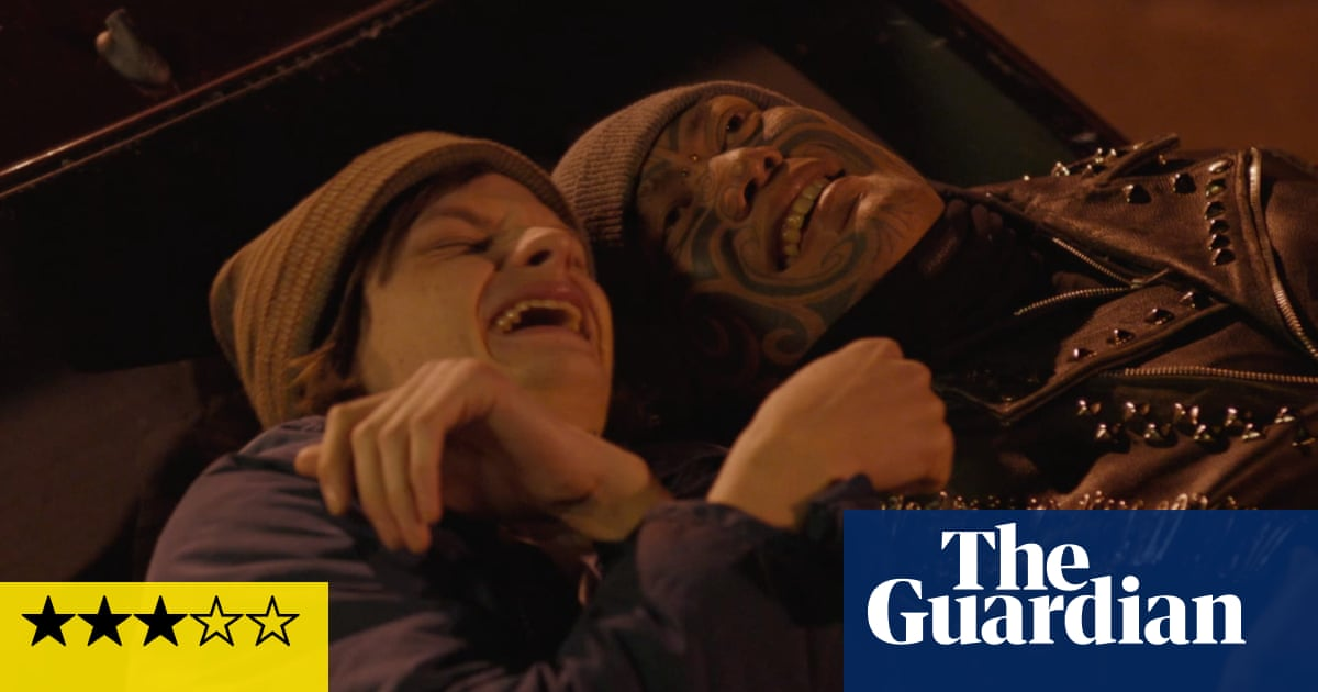 Drunk Bus review – endearing odd couple keep slacker comedy on track