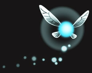 Companion … Navi the fairy.