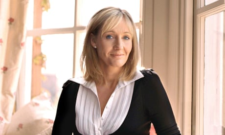 JK Rowling under fire for writing about 'Native American
