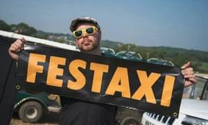 Daniel Jones, founder of Festaxi.