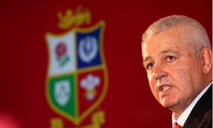 Warren Gatland will lead the British & Irish Lions to face world champions South Africa in the summer of 2021.