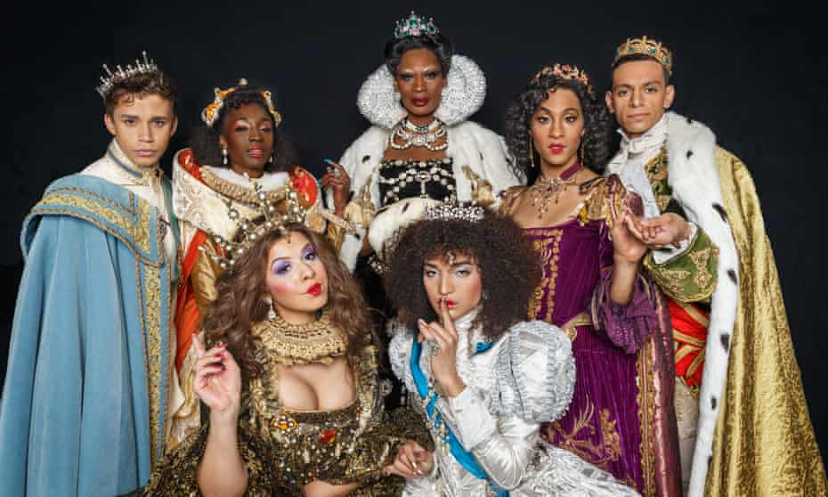 The cast of Pose.