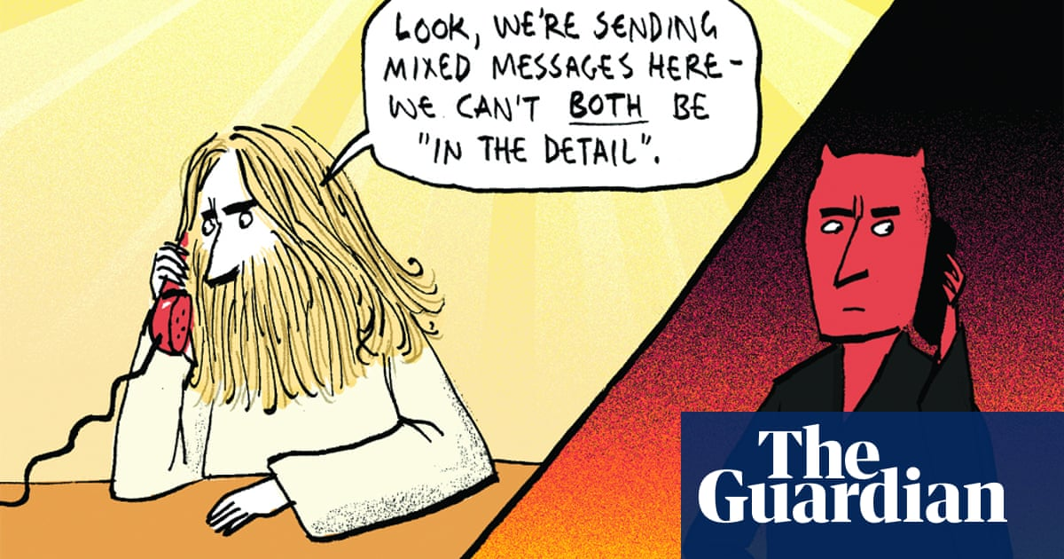 Berger Wyse On Mixed Messages Cartoon Life And Style The Guardian