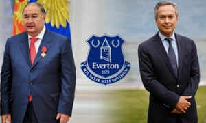 Alisher Usmanov and Farhad Moshiri