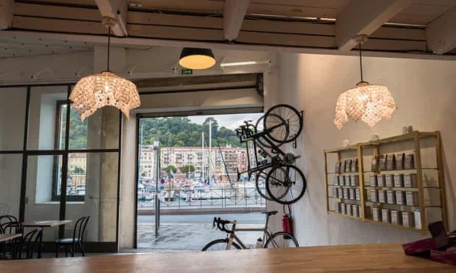 Café du Cycliste, Nice, France