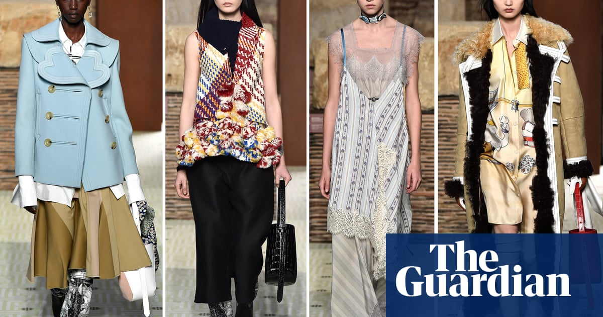 acdc33898812 The 18 key shows from Paris fashion week – in pictures | Fashion | The  Guardian