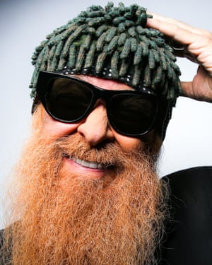 Billy Gibbons In this Nov. 2, 2015 photo, ZZ Top member Billy Gibbons poses for a portrait in Los Angeles. Billy Gibbons & The BFG's tour kicks off Nov. 27, 2015, in Fort Lauderdale, Fla. (Photo by Rich Fury/Invision/AP)