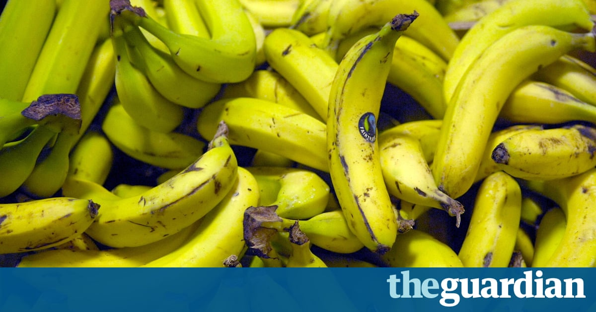 UK falls in love again with Fairtrade bananas and coffee
