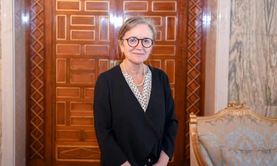Tunisia prime minister Najla Bouden