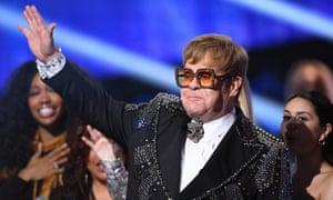 Ed Sheeran, Coldplay, Lady Gaga to feature on Elton John covers