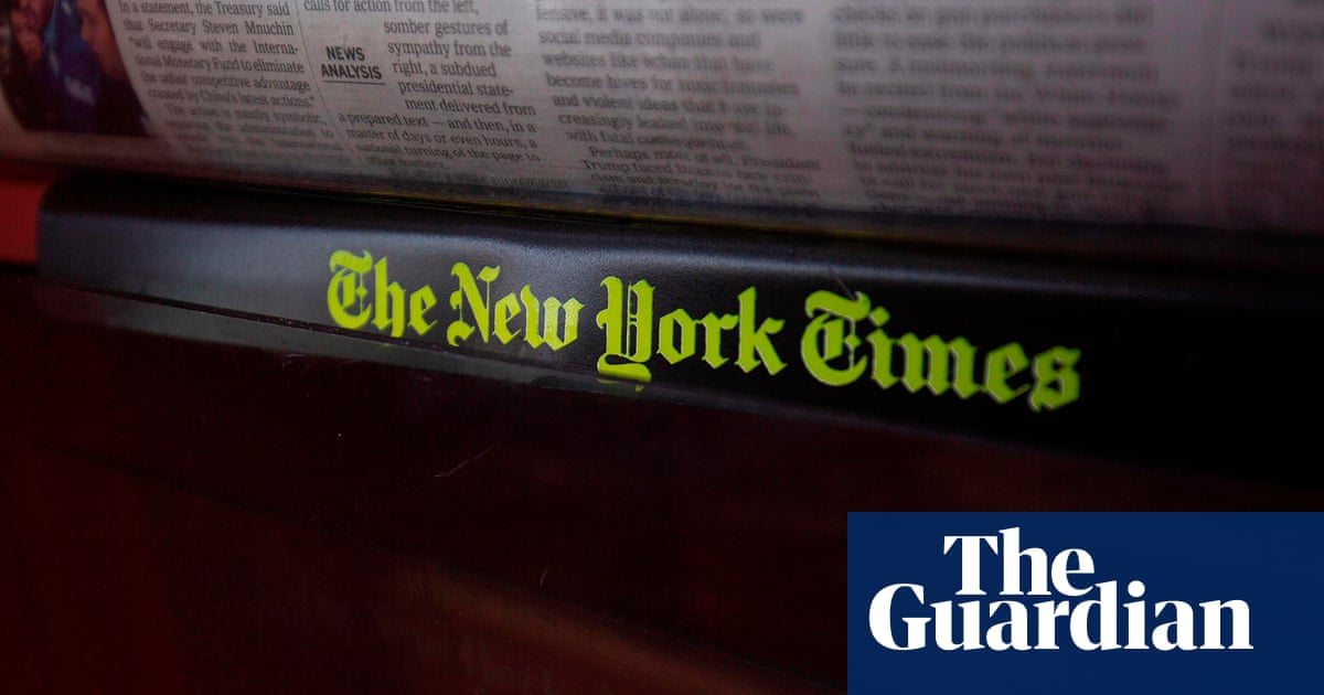 New York Times faces backlash after revealing details about whistleblower