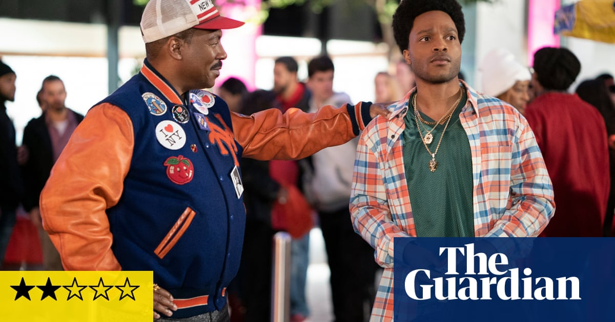 Coming 2 America review –  Eddie Murphy comes up gasping for heir