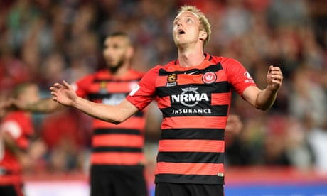 A-League footballer Mitch Nichols charged over drug possession