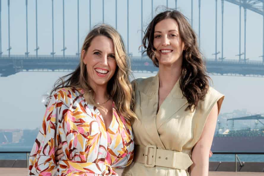 Lady-Brains Live Podcast, Caitlin Judd and Anna Mackenzie. Fashion week Sydney 2021.