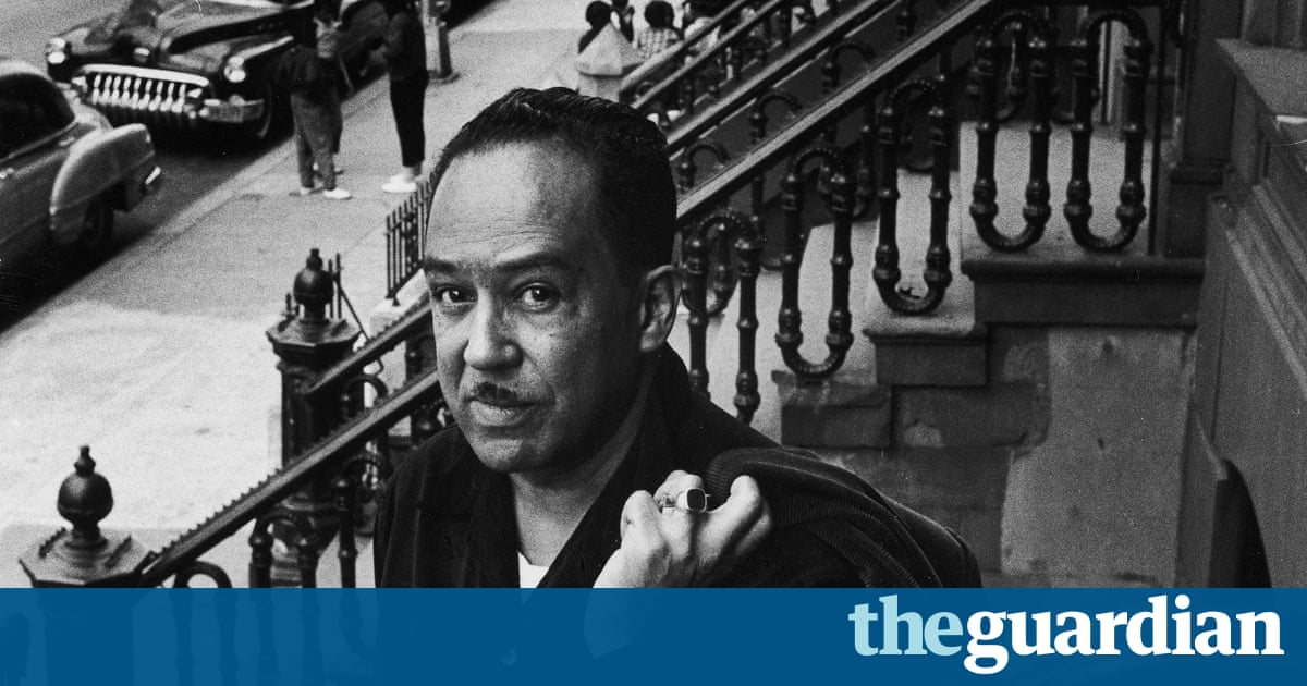langston hughes living life at the center of controversy