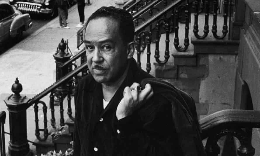 Langston Hughes, here pictured in 1958, was a fixture of the parties of the Harlem Renaissance in the 1920s.