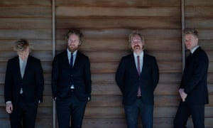 Adès/Nørgard/Abrahamsen: Works for String Quartet CD review
