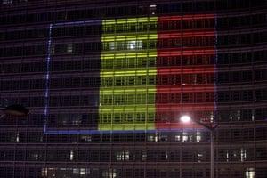Berleymont building, Brussels, Belgium