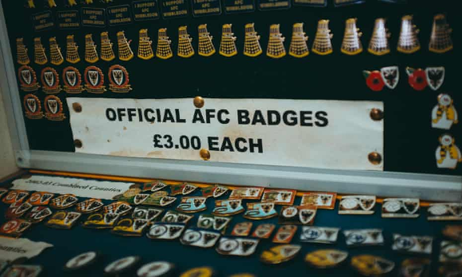 Terry's badges for sale.