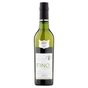 Tesco Finest Aged Fino Sherry