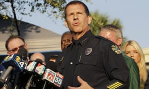 Orlando police chief John Mina describes the details of the fatal shootings at the Pulse nightclub.