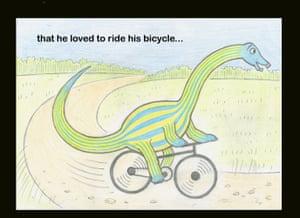 11 - Dippy how to draw dinosaur