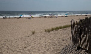 Hamptons beach