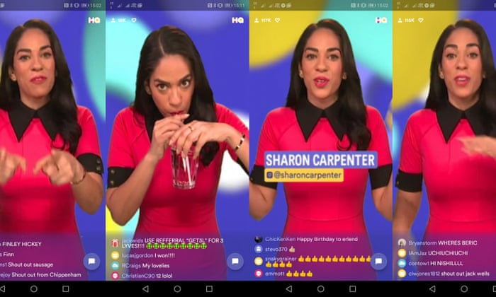 Hq Trivia The Gameshow App That S An Online Smash Technology