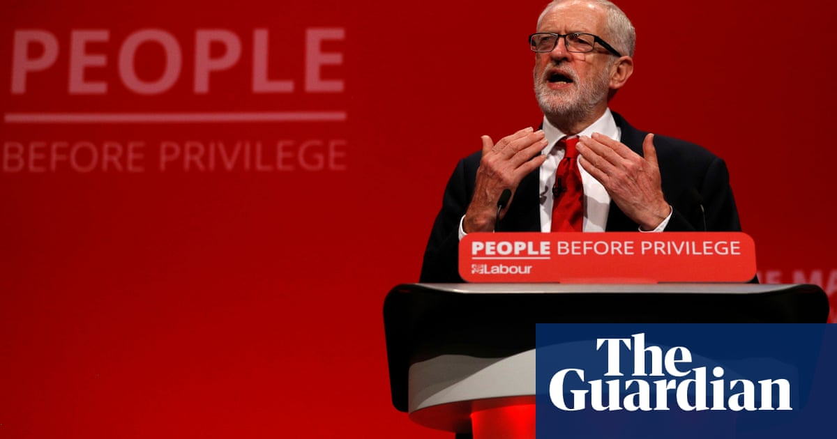 Corbyn calls for PM to go and tells Labour: win election for the people