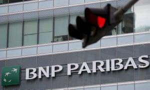A branch of BNP Paribas