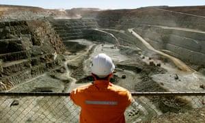 A mine in Perth