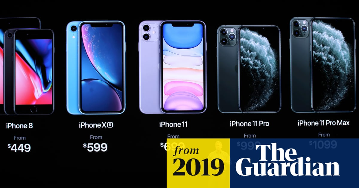 Iphone 11 Apple S Most Ambitious Bid Yet To Conquer Video And Film Apple The Guardian