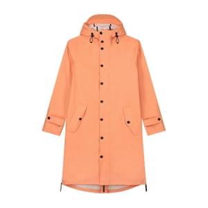 Rain mac, £120, maium.nl