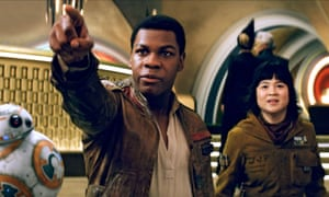 John Boyega and Kelly Marie Tran experienced online abuse over their roles in The Last Jedi.