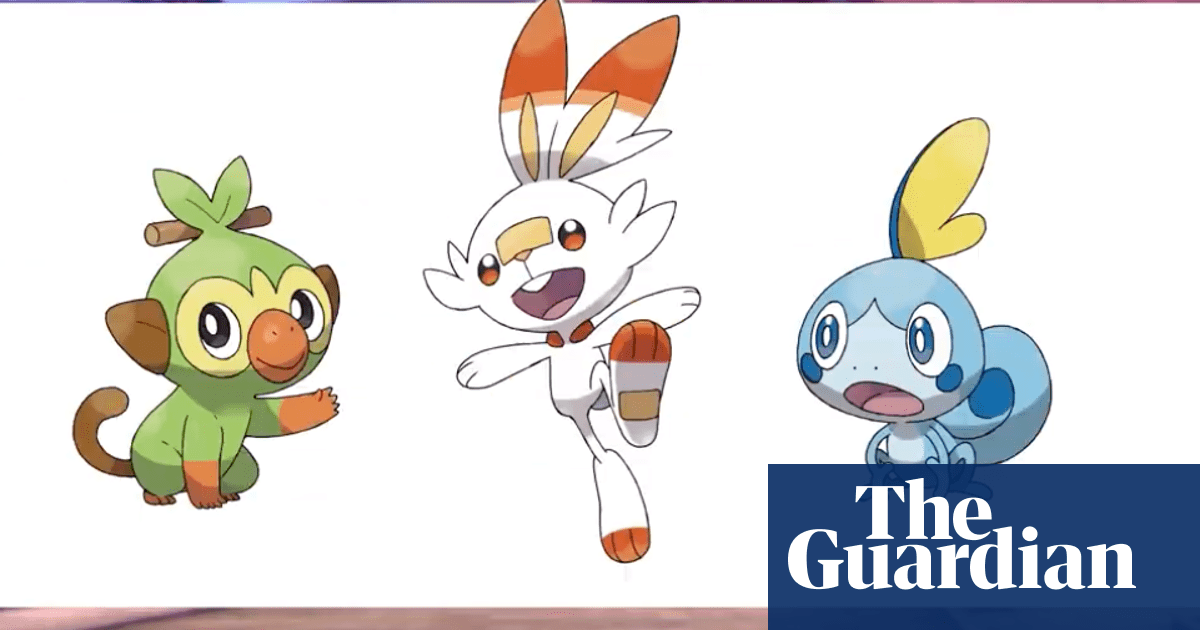 Pokémon Sword and Shield: Nintendo's new games set in land inspired by UK