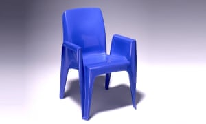 1977 Sebel Integra Chair. This chair designed by Harry Sebel made his name synonymous with moulded plastic furniture in Australia.