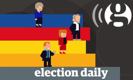 Guardian's Elections Daily podcast