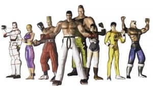 The Tekken series that came out in the mid-90s went on to sell more than 45m units