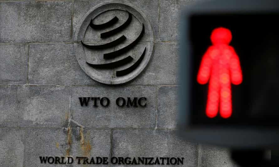 The World Trade Organization headquarters in Geneva