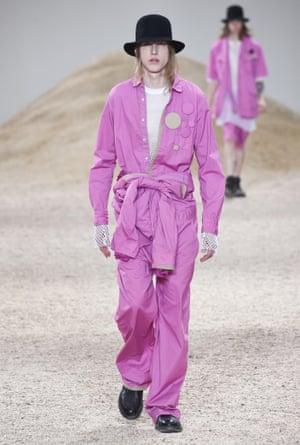 Sacai, Paris men's fashion week, SS17.