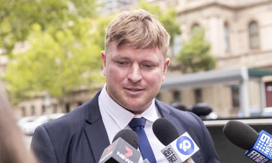 Blair Cottrell is seeking permission to appeal his racial vilification conviction for a mock beheading video