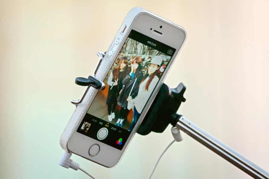 'Selfie stick'