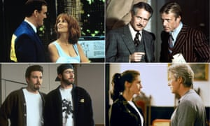 Fierce Creatures, The Sting, Runaway Bride and Chasing Amy.