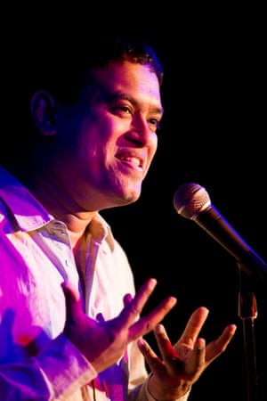 'I had a fall. I knew it was Parkinson's, motor neurone disease or multiple sclerosis' … Paul Sinha.