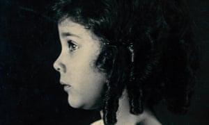 Judith Kerr aged six.